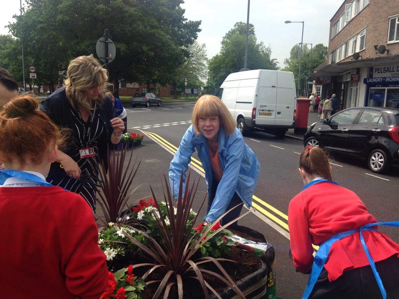 Questions in Westminster, Greenfingers in Pelsall and an Igloo in Brownhills