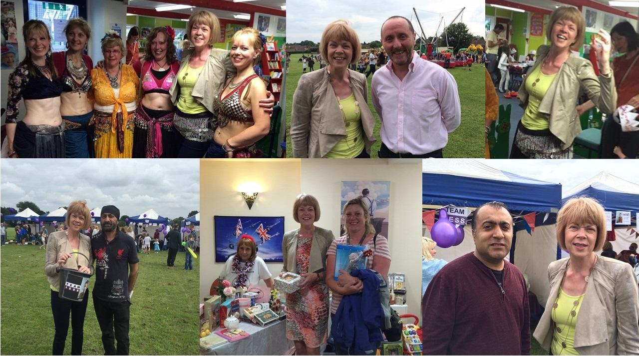 Birthday Celebrations in Aldridge-Brownhills