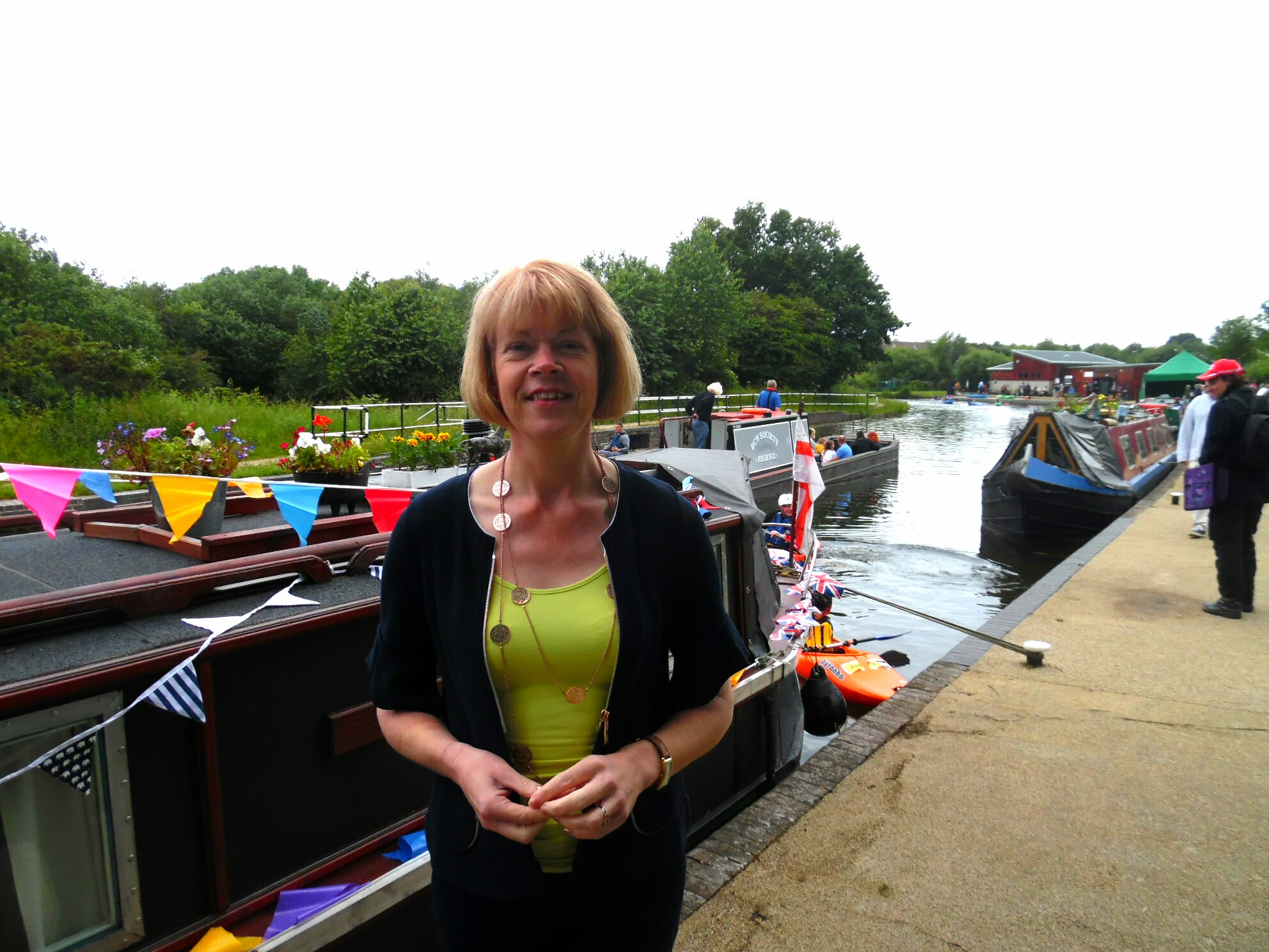 A View From Westminster – Local Newspaper Column – Out and About