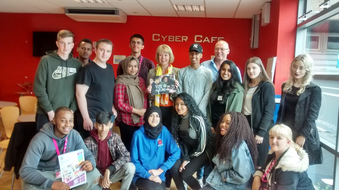 National Citizens Scheme shows positive benefit for young people locally