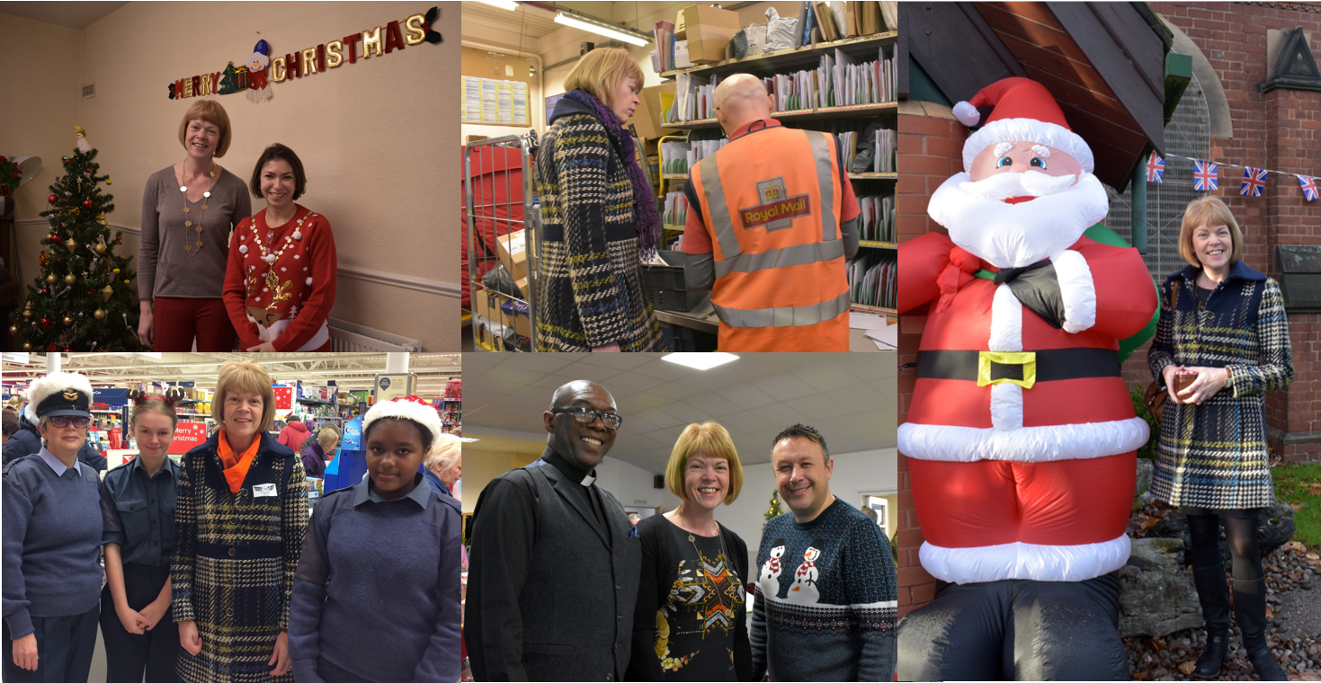 There is plenty of Christmas Cheer across Aldridge-Brownhills