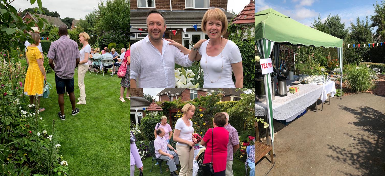 St Michael's Summer Garden Party