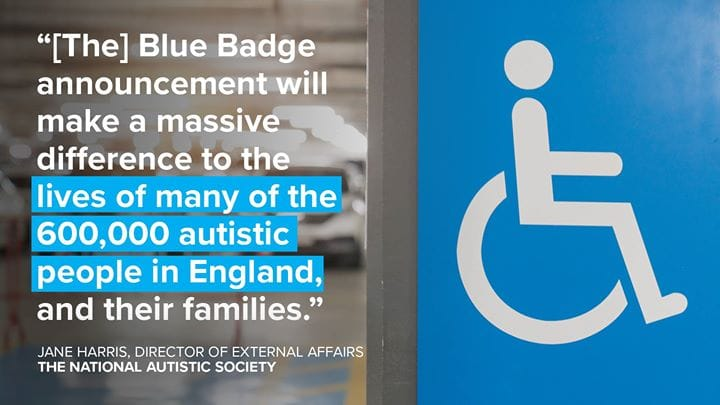 Wendy welcomes the Inclusive Transport Plan to help all Disabled Users