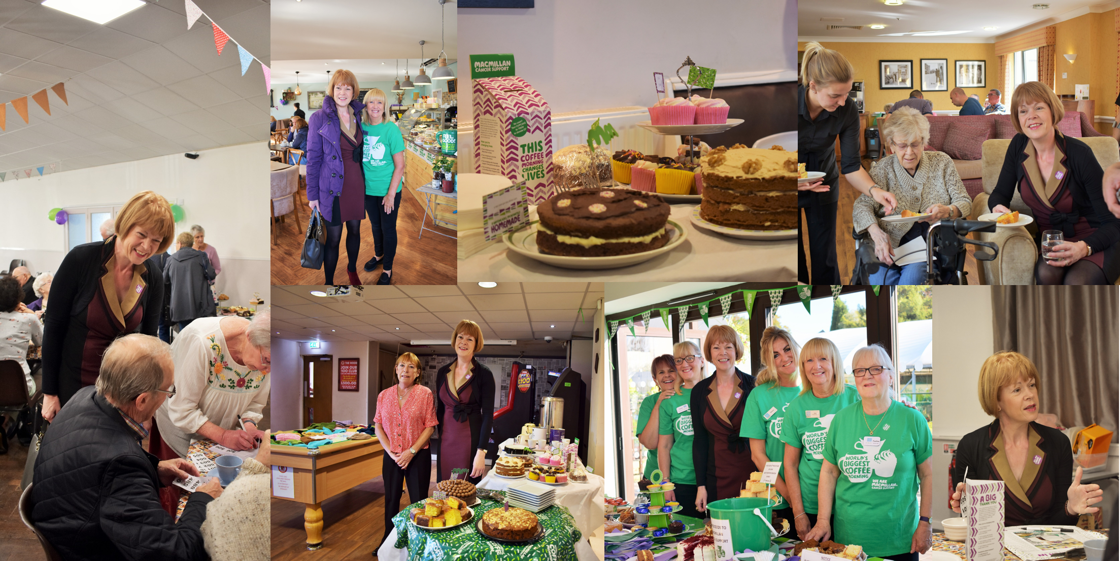 Macmillan's World Largest Coffee Morning