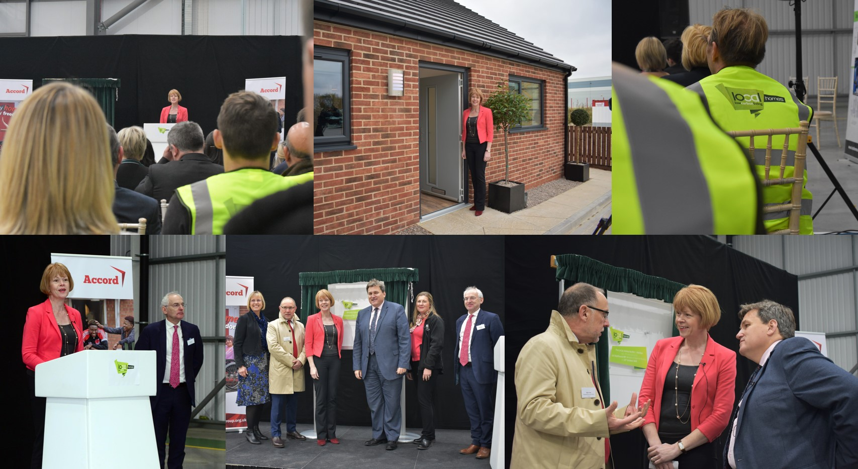 Welcoming new business and new jobs for Aldridge