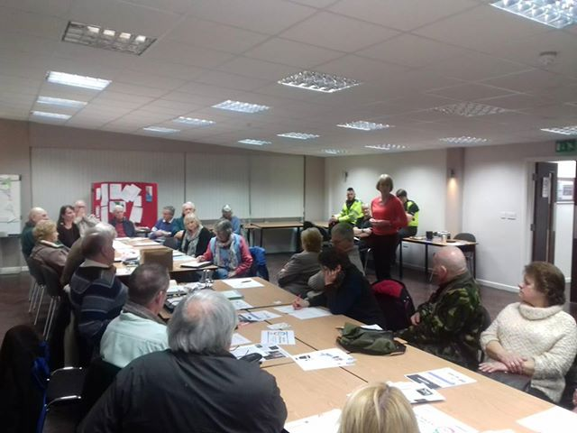 Our dedicated Neighbourhood Watch Groups are a credit to our local area!