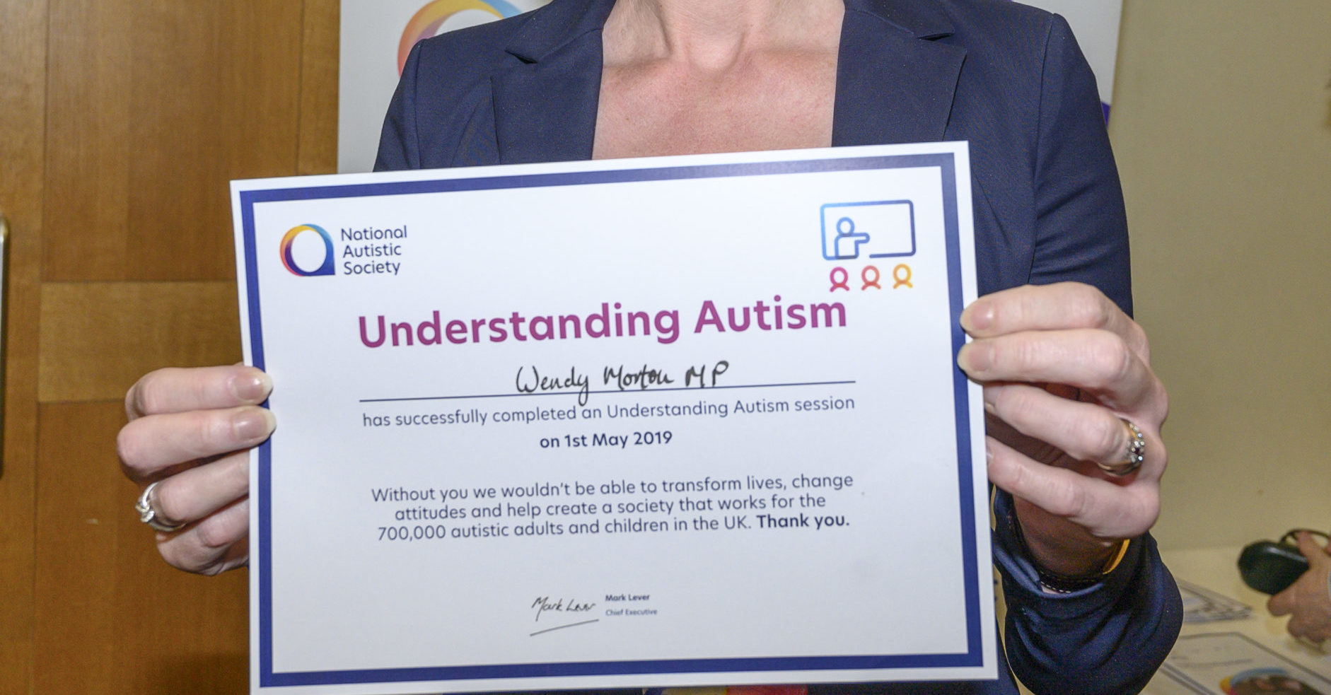 Learning more about Autism
