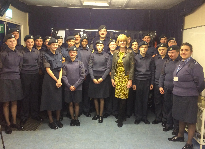 Brownhills Air Cadets