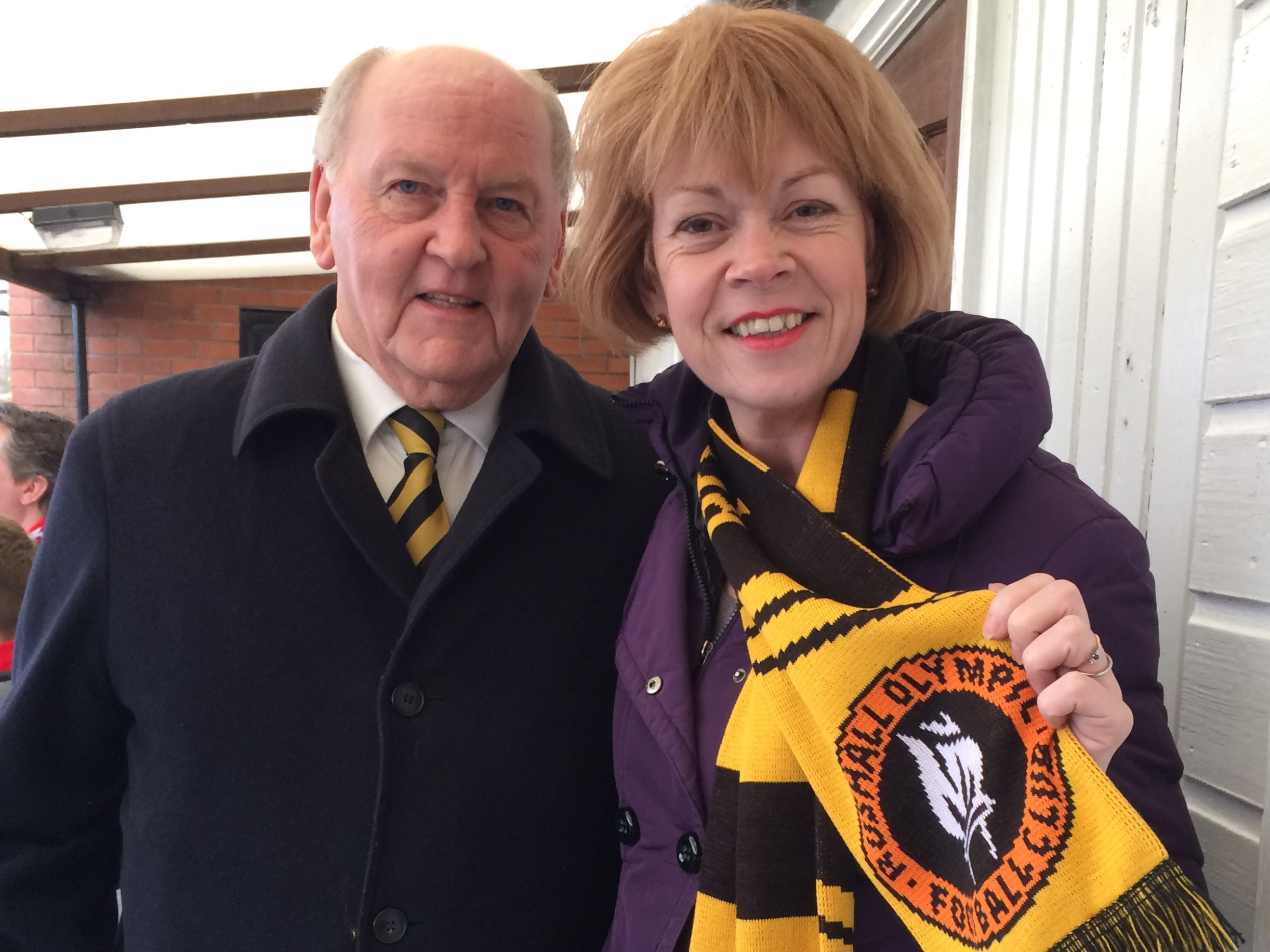 Rushall Olympic Match Day!