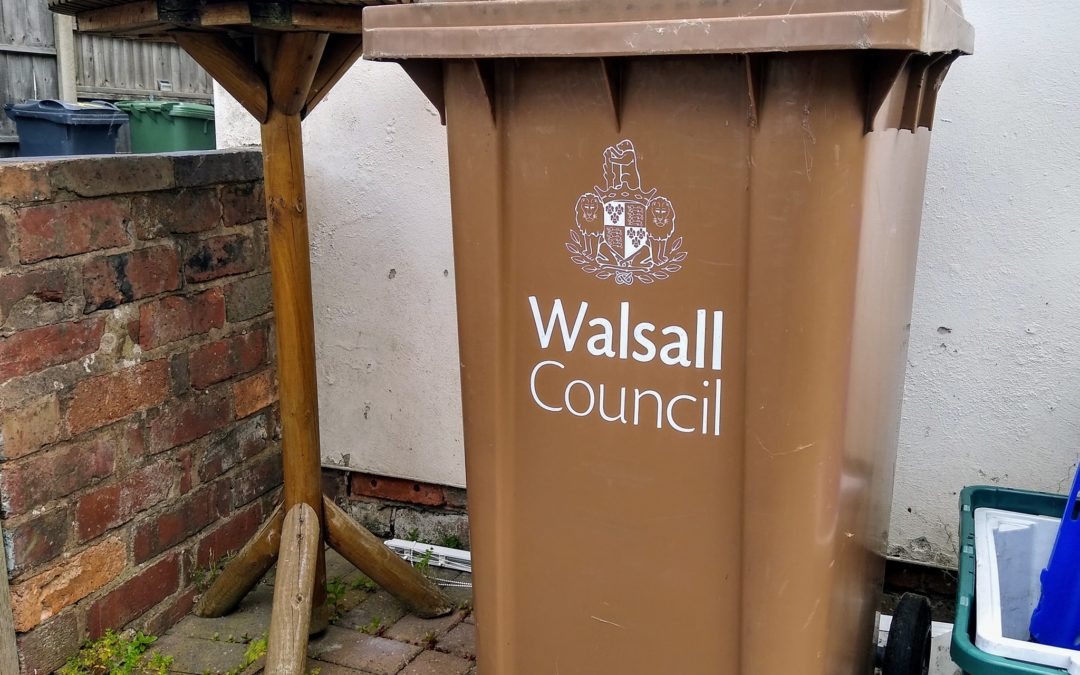 Brown Bin Collections
