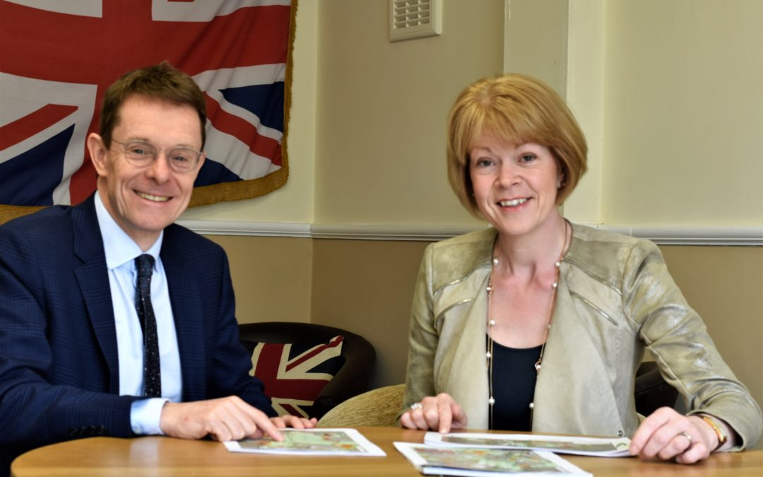Blueprint to kick start the West Midlands Economic Recovery