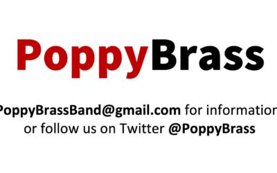 Sign up to the Virtual Poppy Band!