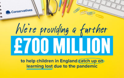 A Funding Boost for our Children and Young People