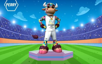 Commonwealth Games 2022 Mascot unveiled – Let's all say Hi to Perry!
