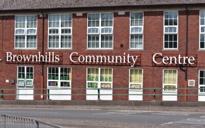 Catching up in Brownhills