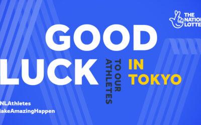 Tokyo 2020 Olympic Games Begin
