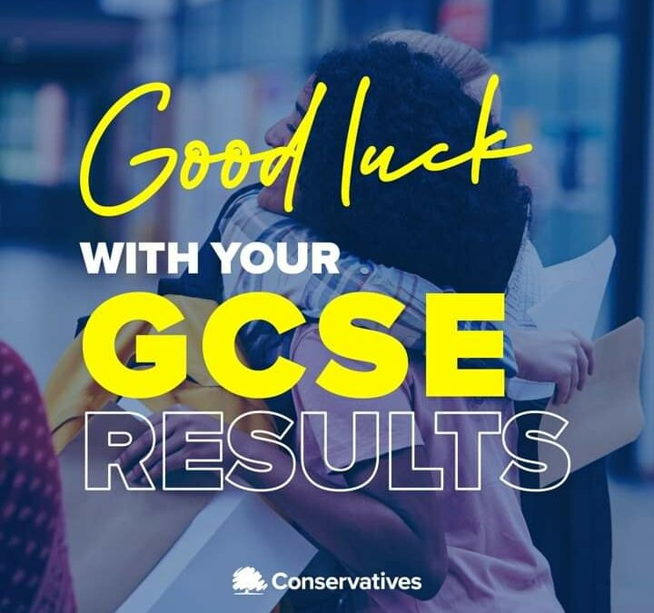GCSE Results Day 2021