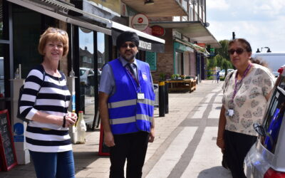 Streetly Councillors Catch Up