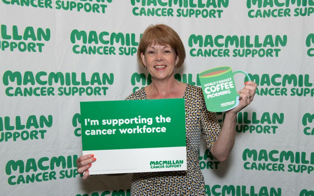 Macmillan's Biggest Coffee Morning 2021