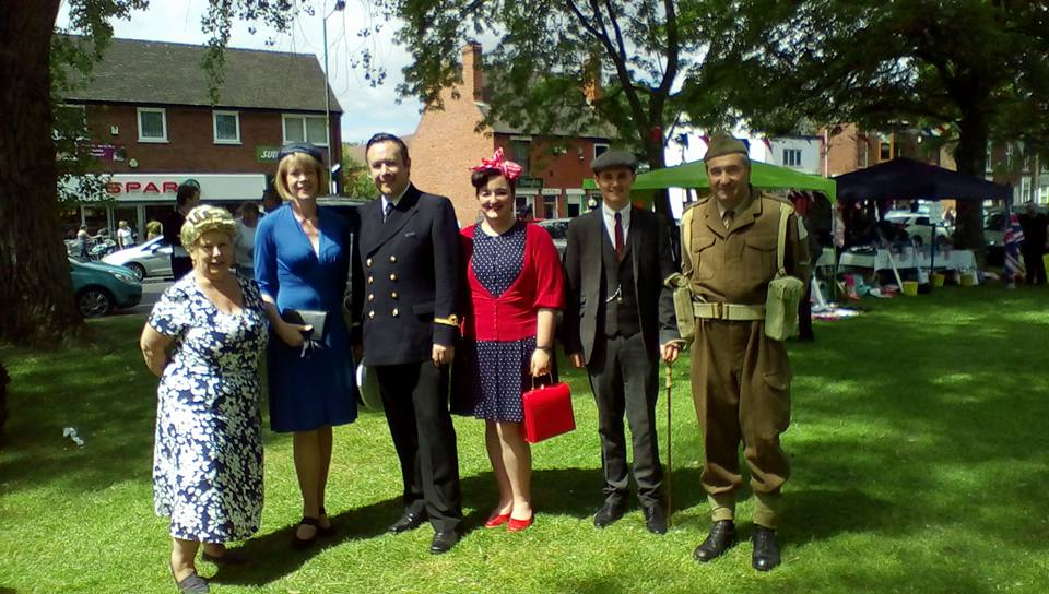 Armed Forces Day & Brownhills Canalside Festival