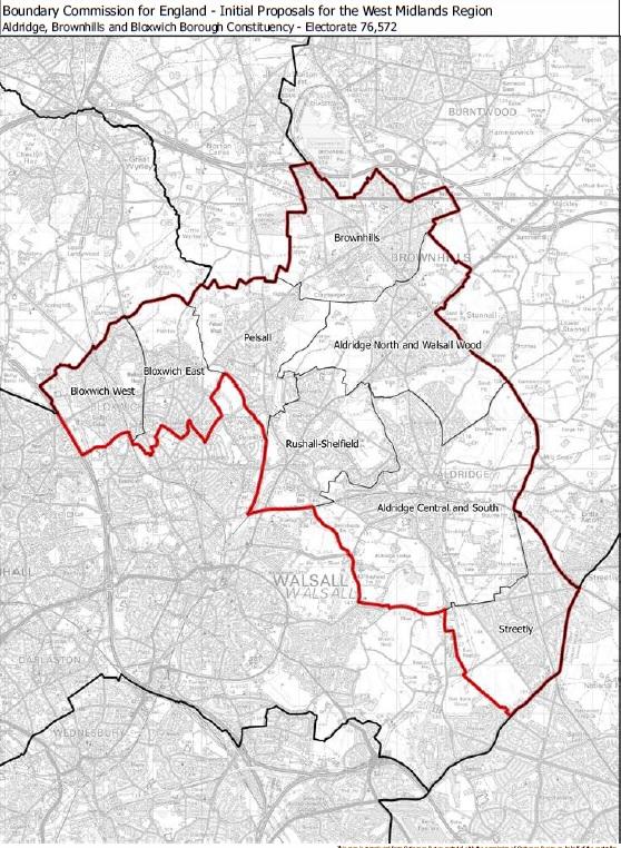 Parliamentary Boundaries