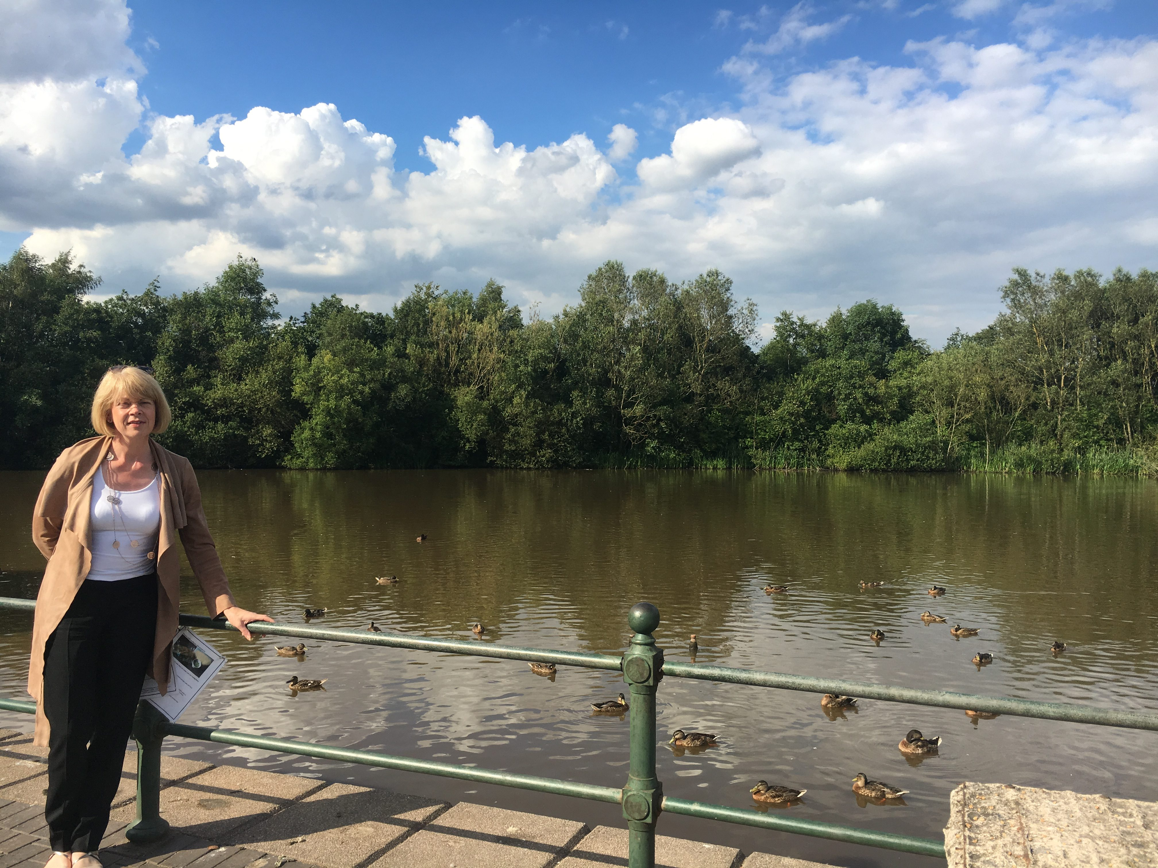Seeking protection for local wildlife at Stubbers Green