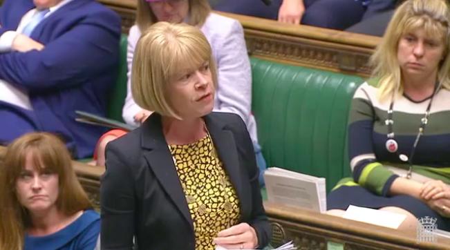 Wendy calls for debate on unauthorised traveller encampments