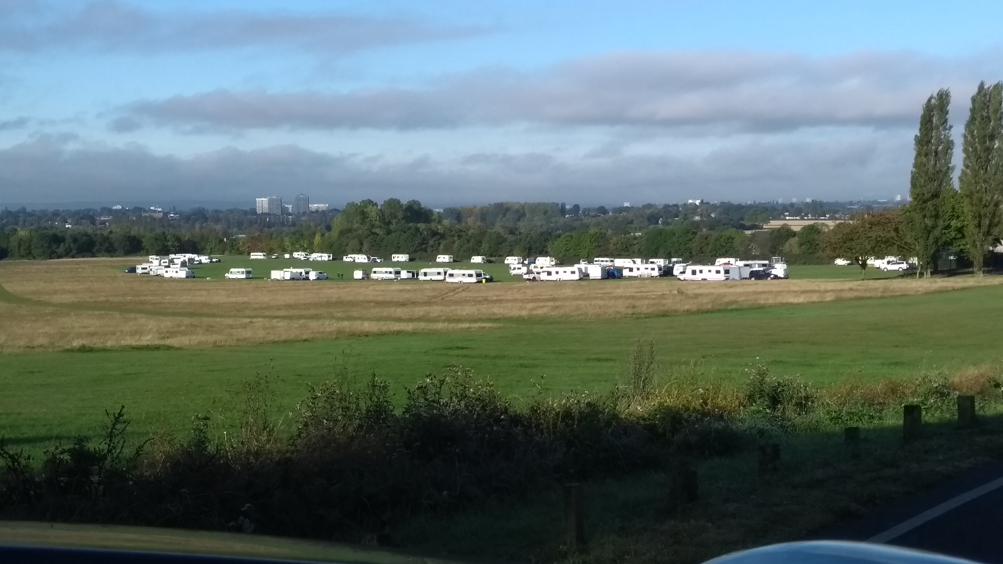 Walsall Council must answer questions on unauthorised Traveller encampments