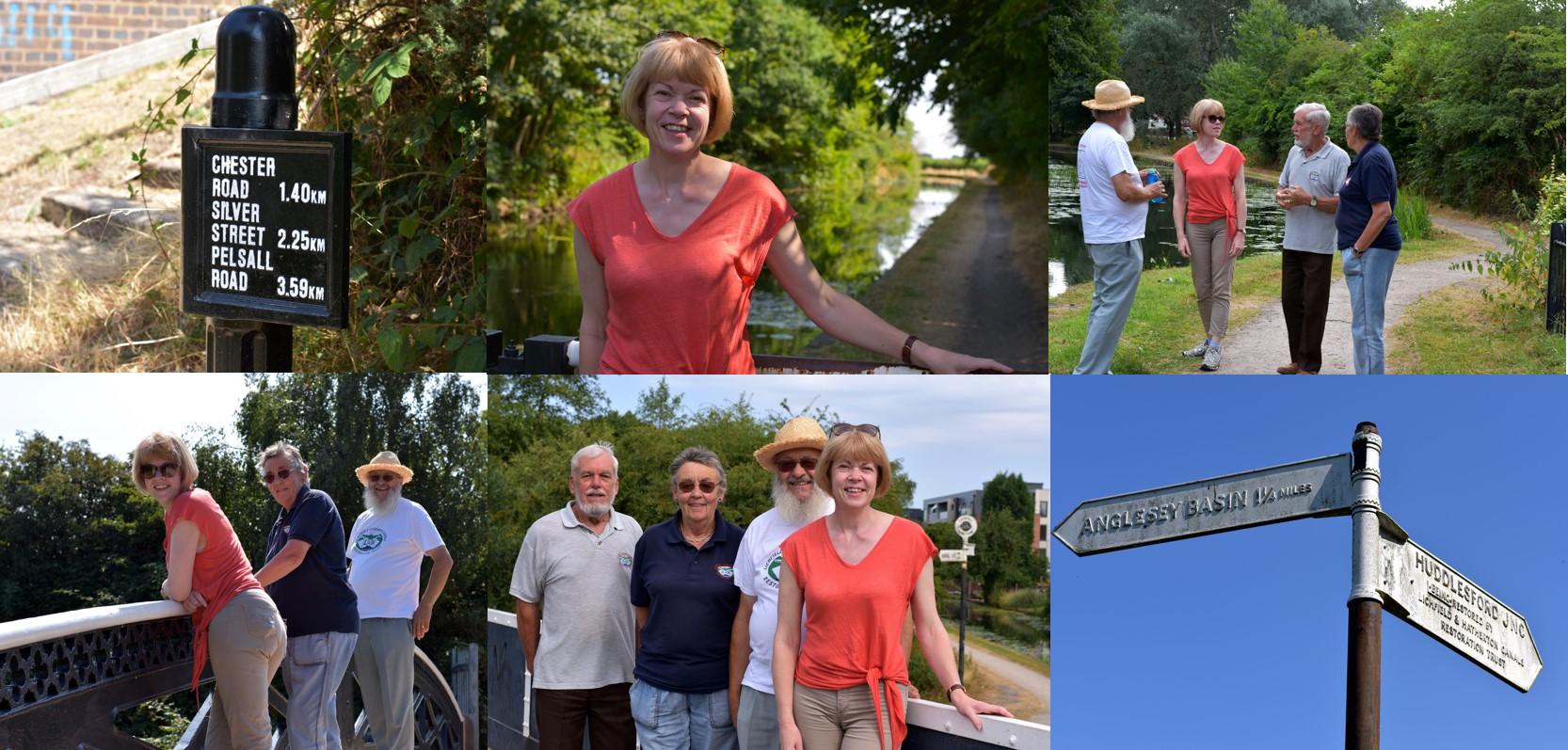 Lichfield & Hatherton Canal Trust Tour