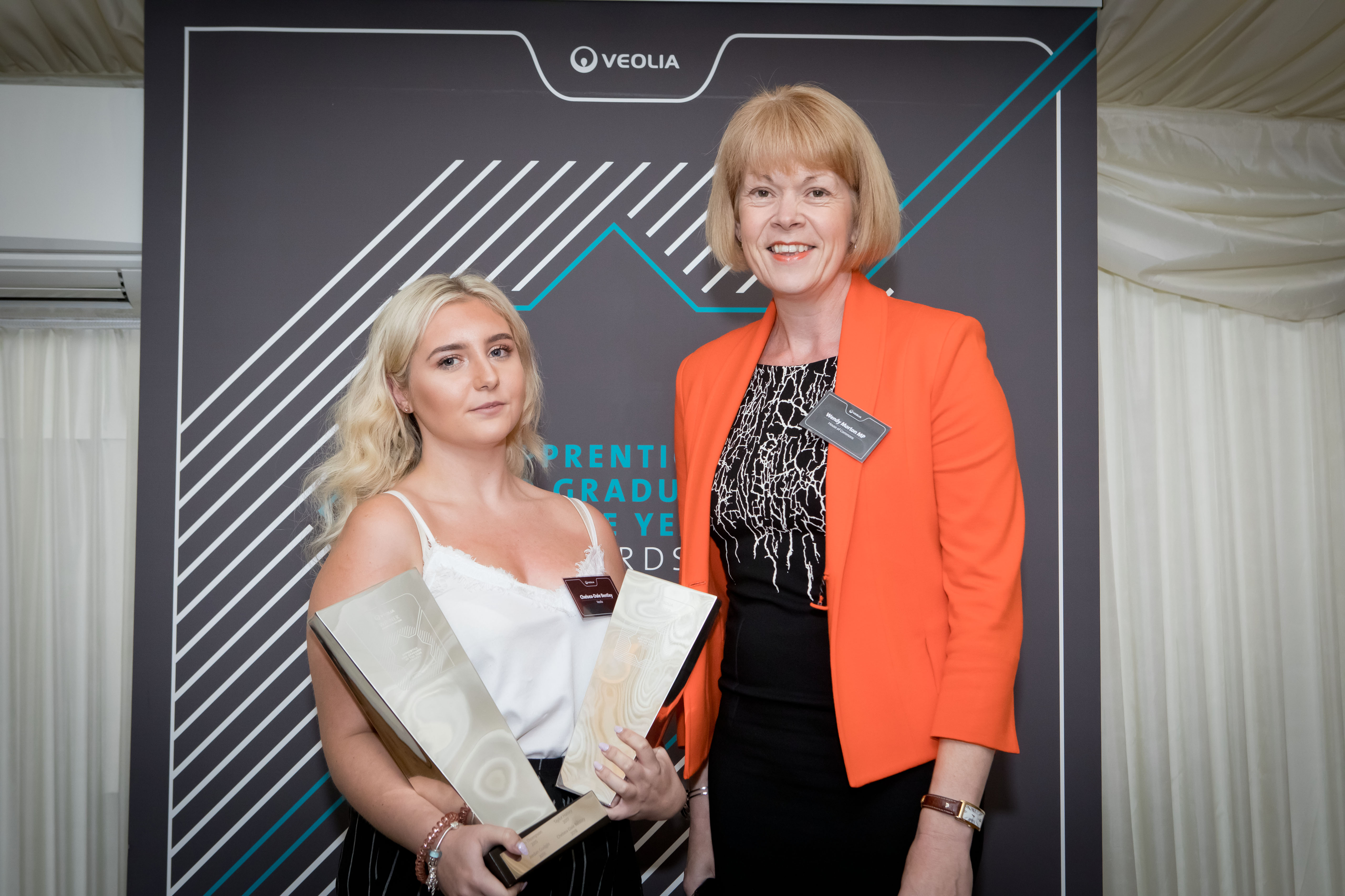 Celebrating Success at the Veolia Awards