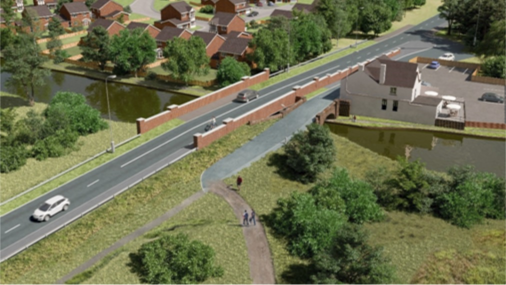 Walsall Council to launch York's Bridge, Pelsall Consultation