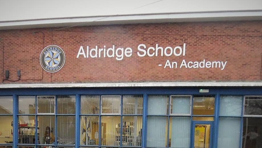 Celebrating our Students at Aldridge School!