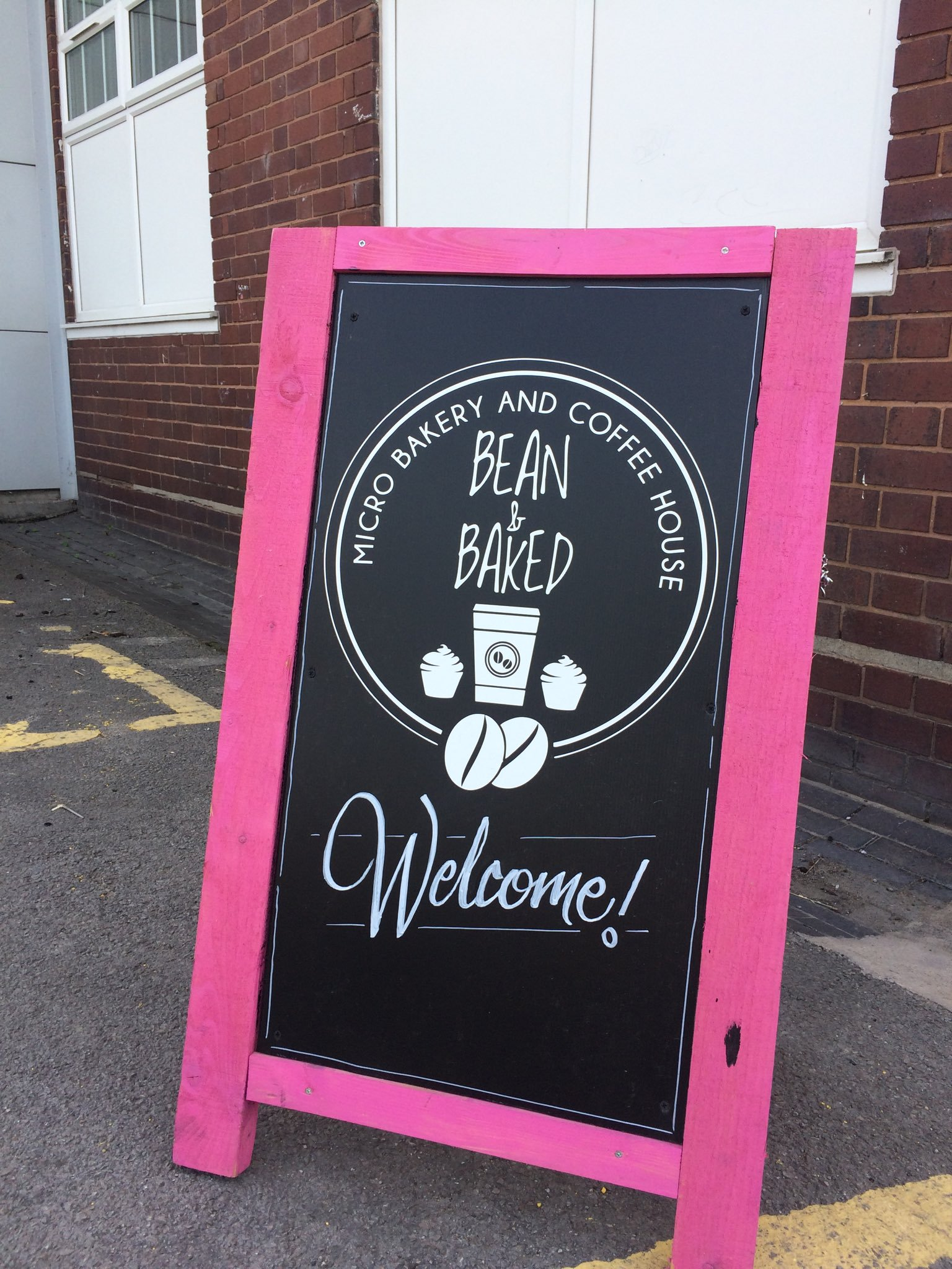 Bean and Baked now open at Brownhills CA!