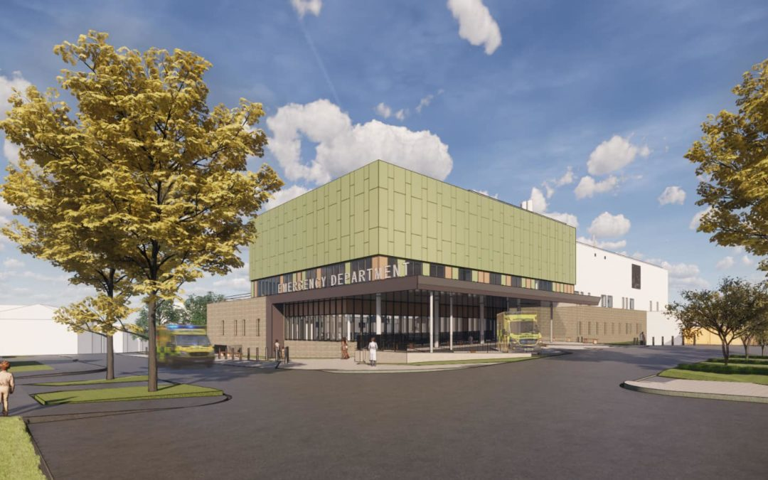 New Emergency Department Gets Planning Go Ahead!