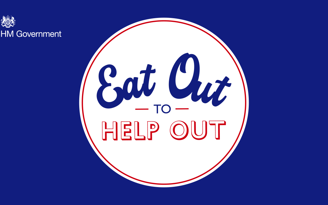 Eat Out to Help Out this August!