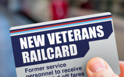Veterans Rail Card Launched