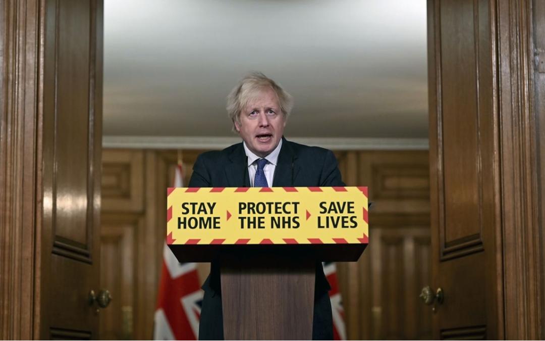Boris Johnson Covid-19 Announcement