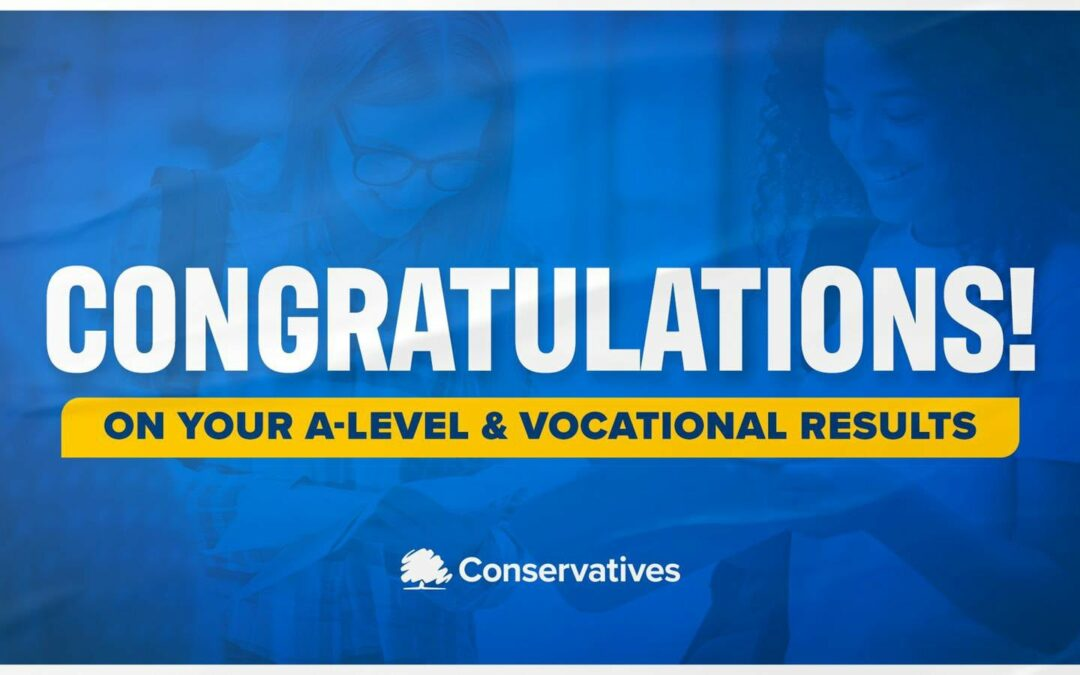 Congratulations to all our A Level students collecting their results today!