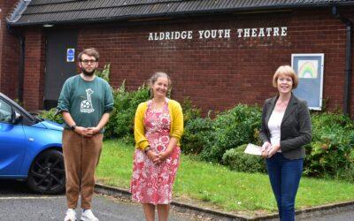 Aldridge Youth Theatre Summer School