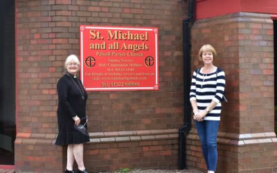 Catching Up with Reverend Alison