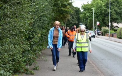 Health Walks with the Thomas Project