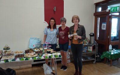 The Worlds Biggest Coffee Morning in Aldridge-Brownhills