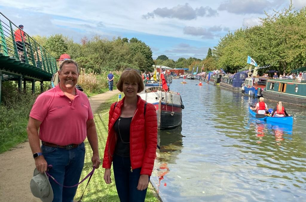 Brownhills Canal Festival 2021